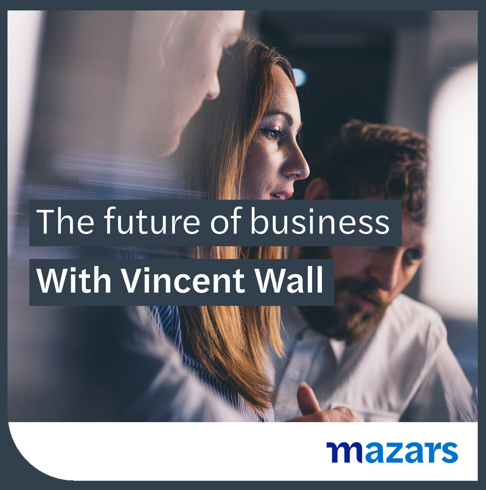 The future of business podcast